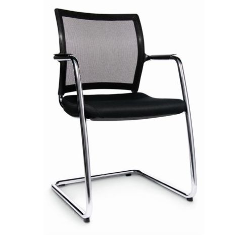 M2 Mesh Back Cantilever Office Chair The Represents Latest In