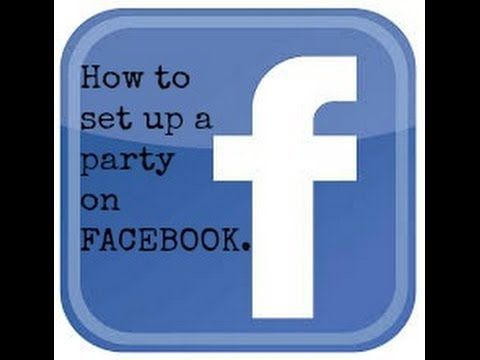 A great guide for beginners...Three quick and easy tutorials on how to set up your Jamberry Facebook parties on FACEBOOK of course!