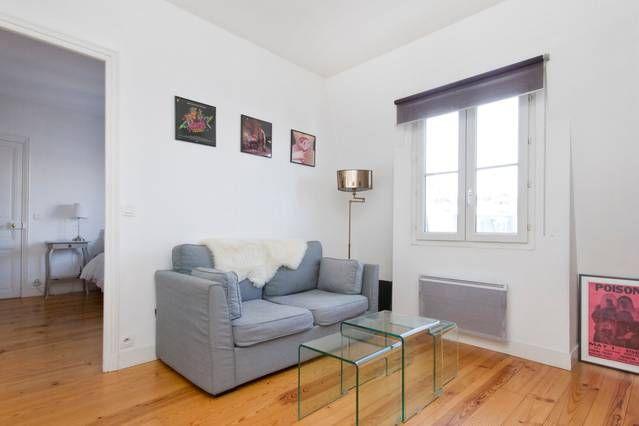 Sunny appt at 5 min from Montmartre - Apartments for Rent in Paris, Île-de-France, France