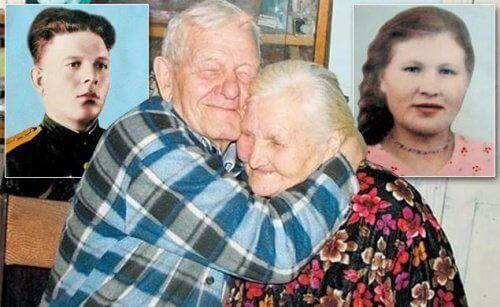 Miłość może być szczera, prawdziwa... Doskonałym tego przykładem są Anna i Borys - dwoje młodych ludzi, którzy zaraz po ślubie zmuszeni byli się rozstać.