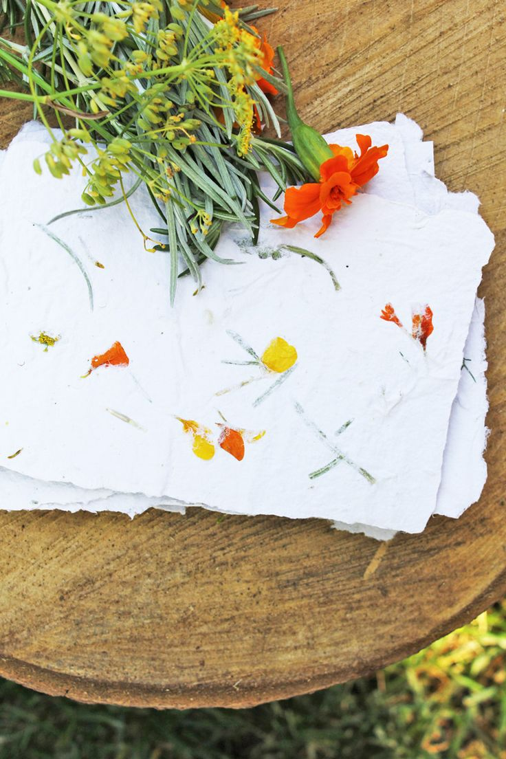 How to Make Paper | BABBLE DABBLE DO Complete tutorial and 4 bonus paper making recipes!