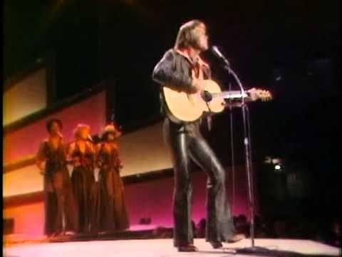 Glen Campbell - Rhinestone Cowboy (with lyrics)