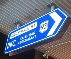 INC. Cafe- Cronulla