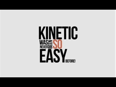 Kinetic Typography - Text animation in after effects - YouTube