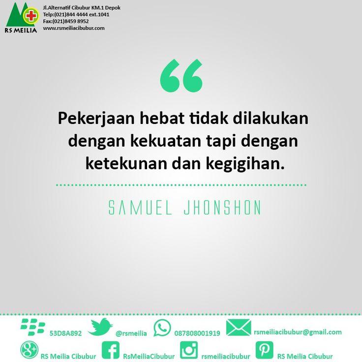 Quotes of the day #wise #wisdom #bijak #kebijakani #rsmeilia #cibubur #depok #cileungsi #bekasi #bogor #jakarta