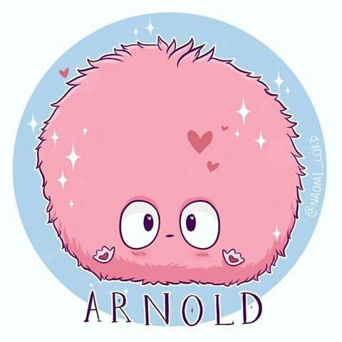 Arnold The Pygmy Puff By Naomi Lord Tatoos Dibujos