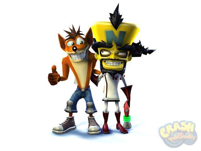 25+ best ideas about Crash Bandicoot Twinsanity on ...