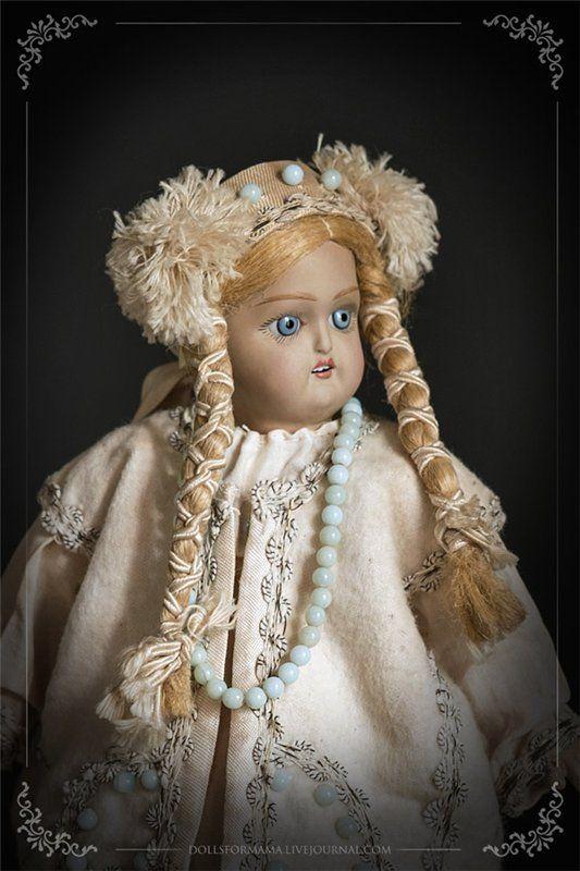 Русские антикварные куклы. Дунаевские куклы / Традиционная народная кукла - текстильная, тряпичная, глиняная / Бэйбики. Куклы фото. Одежда для кукол