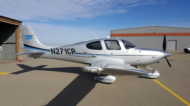 2010 Cirrus SR22T for sale in Stockton, CA United States => www.AirplaneMart.com/aircraft-for-sale/Single-Engine-Piston/2010-Cirrus-SR22T/13776/