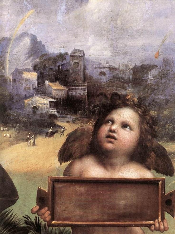 1000 images about raffaello sanzio raphael en pinterest for Conti immobiliare foligno