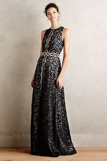 Grand Finale Gown #anthropologie