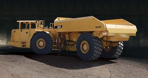 Articulated underground truck - 33.1 t | AD30 - Caterpillar Global Mining by Machine Hunt