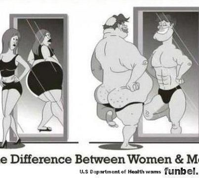 So TRUE!: Difference, Laughing, Woman, Men'S, Funny Stuff, Truths, So True, Humor, Funnies
