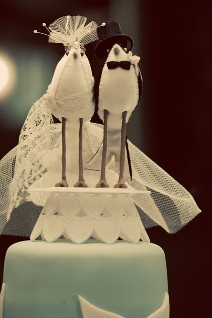 My cake toppers. #weddings
