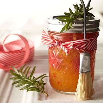 Christmas Food Gifts: Recipes + Wrapping Ideas Using Jars, love the ideas for wrapping and presenting the JARS that is why Im pinning it