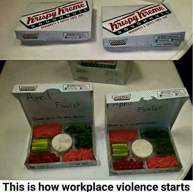 Office April Fools/FUNNY, but if this happened to me i would cry :( :)