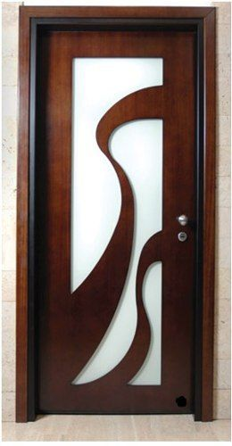 20 Fantastic Designs For Interior Wooden Doors