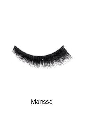 Emphasise those eyes! 'Marissa' eyelashes by Create Cosmetics