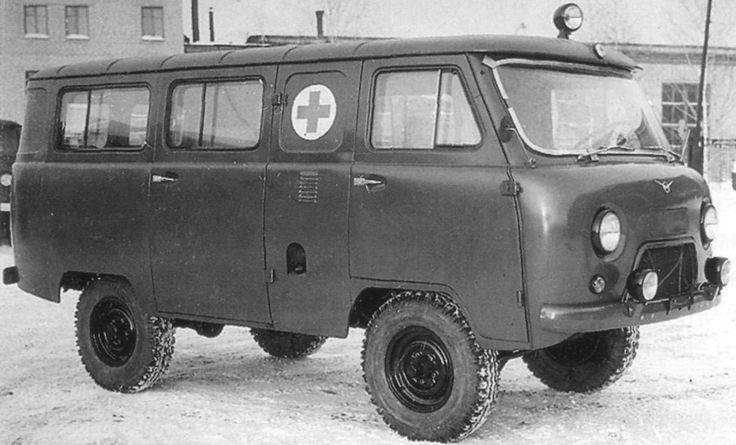 УАЗ-452АС Необходимость создания северного