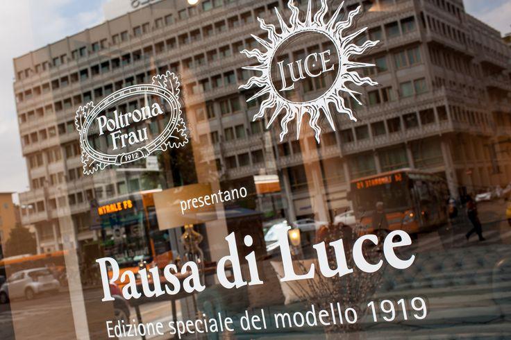 """Pausa di Luce"" by Poltrona Frau"