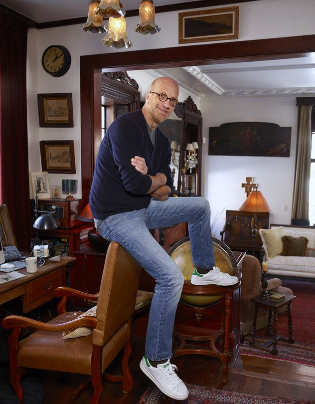 Comedian Chris Elliott | Comedian Chris Elliott on His Quirky Homes - WSJ