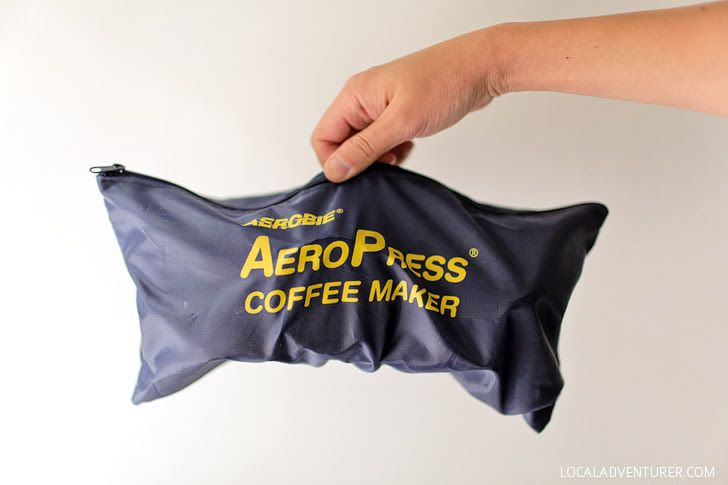 Aerobie Aeropress Review.