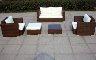 Baidani Rattan Garten Lounge Garnitur Sun Dream Jetzt bestellen unter: https://moebel.ladendirekt.de/garten/gartenmoebel/gartenmoebel-set/?uid=8394bfc0-7e00-5691-8f74-052e9567d29d&utm_source=pinterest&utm_medium=pin&utm_campaign=boards #garten #gartenmoebel #gartenmoebelset