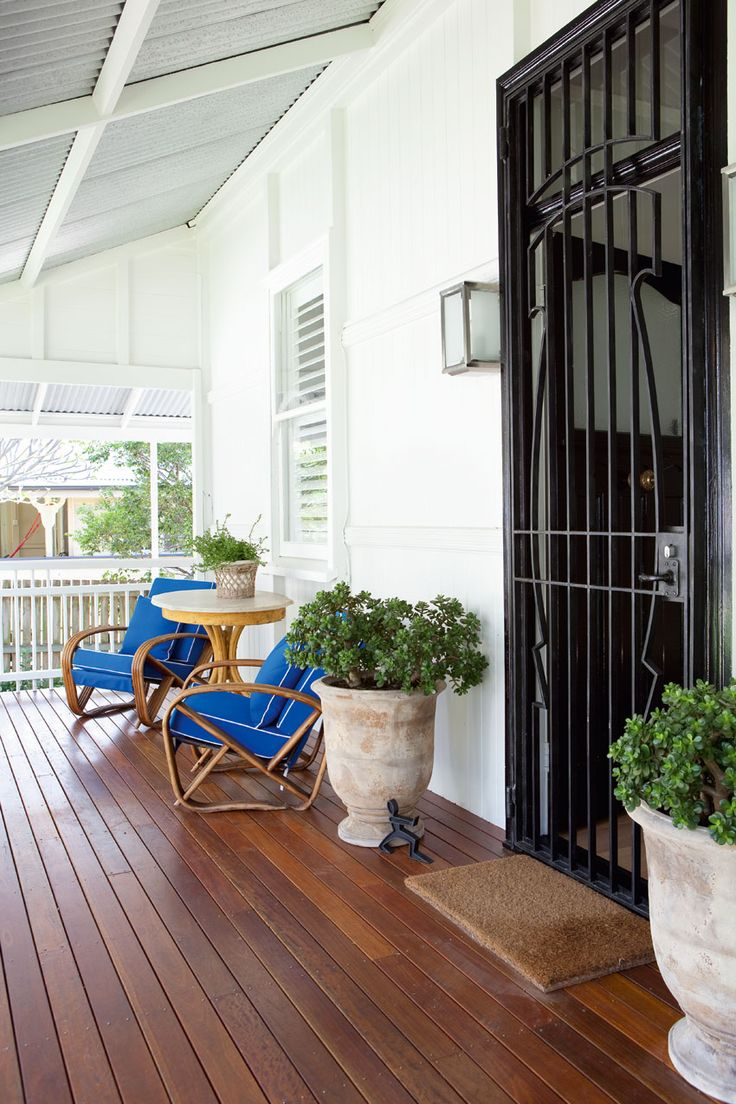 1000 images about queensland verandah on pinterest for Front door queenslander