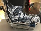 MENS BURTON STEP ON BINDINGS L AND RULER STEP ON BOOTS SIZE 12 FREE SHIPPING EX