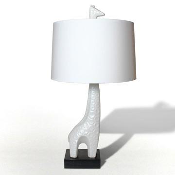Project Nursery - Jonathan Adler Giraffe Lamp