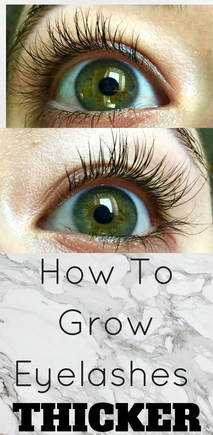 HOW TO GROW EYELASHES THICKER!! Check out our FAVORITE ...