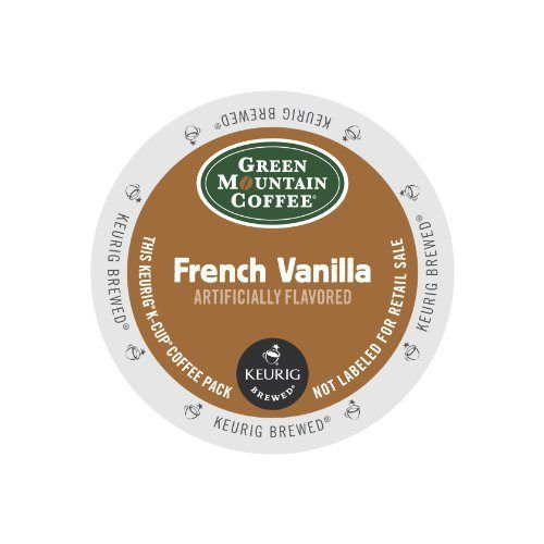 Keurig, Green Mountain Coffee, French Vanilla, K-Cup packs, 72 Count - http://teacoffeestore.com/keurig-green-mountain-coffee-french-vanilla-k-cup-packs-72-count/