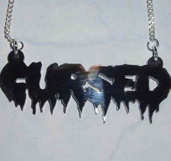 Cursed Necklace from Jude's Jewels.