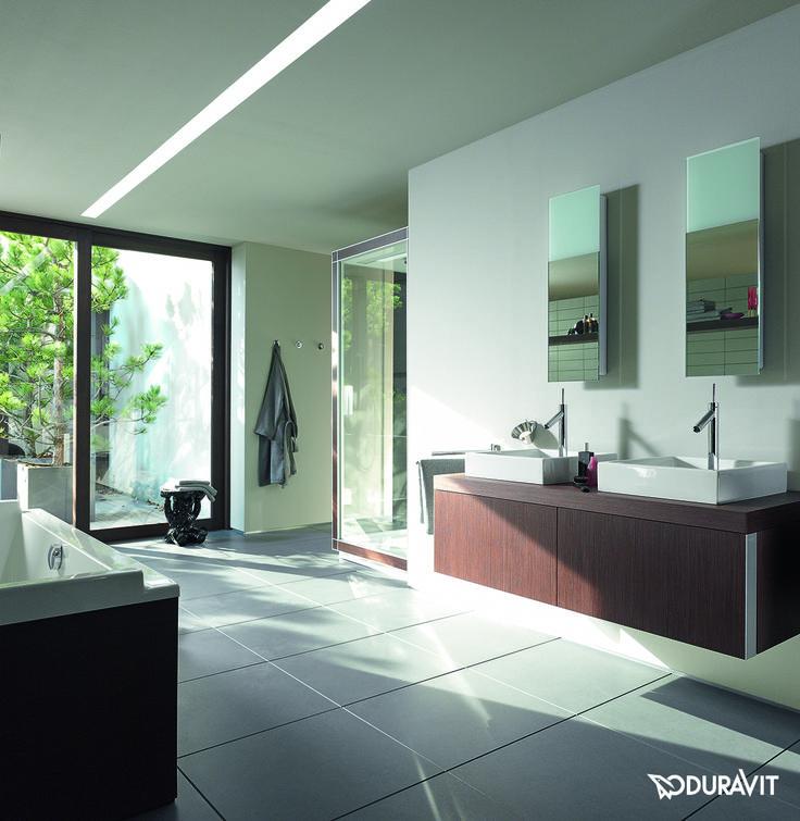 24 besten bath inspirations bad inspirationen bilder auf pinterest magazin tipps und bambus. Black Bedroom Furniture Sets. Home Design Ideas