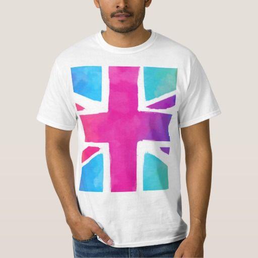 Tshirt drapeau Grande Bretagne T-shirt