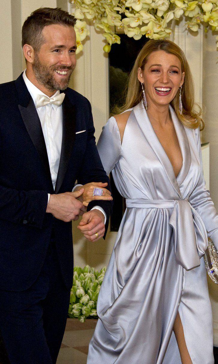 Ryan Reynolds Celebrates Blake Lively's Birthday With 1