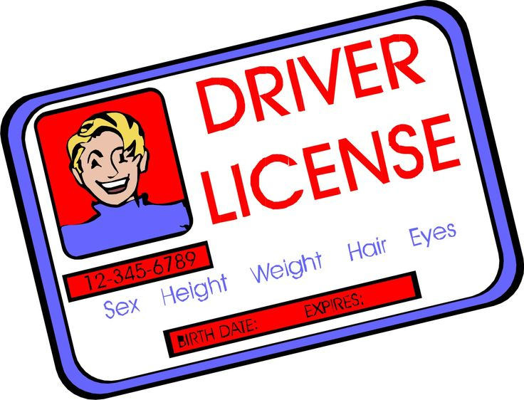 To get my drivers licence