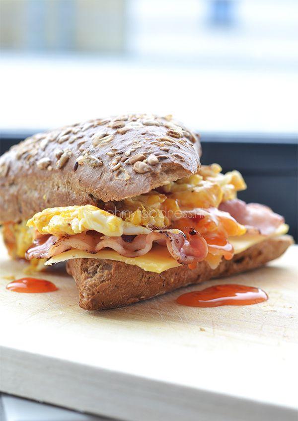 2x Lekkere Lunchbroodjes - OhMyFoodness