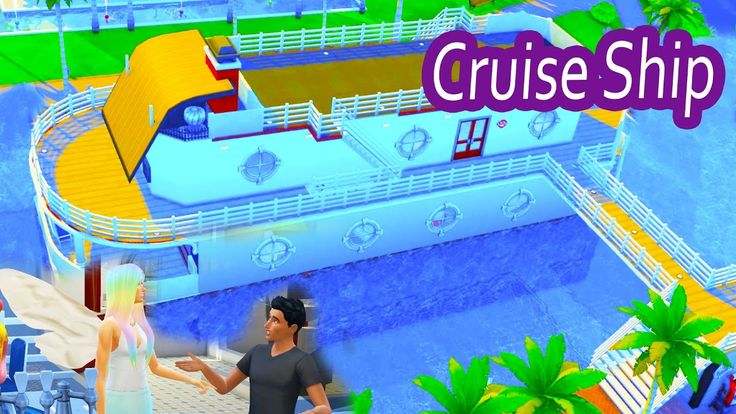 nice Honeymoon Boat Social gathering Cruise Ship - Fairy Fantasy SIMS 4 Recreation Let us Perform Dating Video clip Sequence