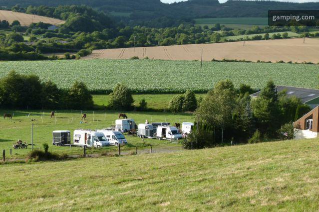 1000 images about camping chez l 39 habitant carte de france on pinterest - Accueil camping car chez l habitant ...