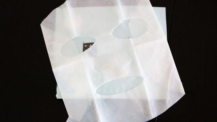 Le Bio-Cellulose Sheet Mask Moisture Boost de Rituals