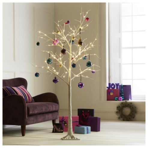 Best 25 Pre Lit Twig Tree Ideas On Pinterest Pre Lit
