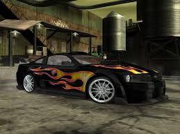 razors GTR Mustang