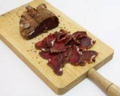 """Viande des Grisons """"maison"""" (facile, rapide) - Une recette CuisineAZ"""