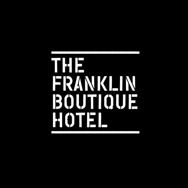 Brand identity for the franklin boutique hotel bp o for Boutique hotel logo
