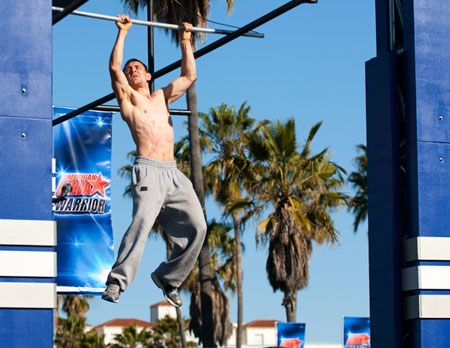 how to make ninja warrior obstacles