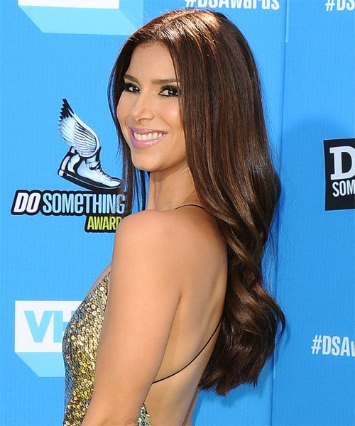 Roselyn Sanchez Hairstyle - Formal Long Straight