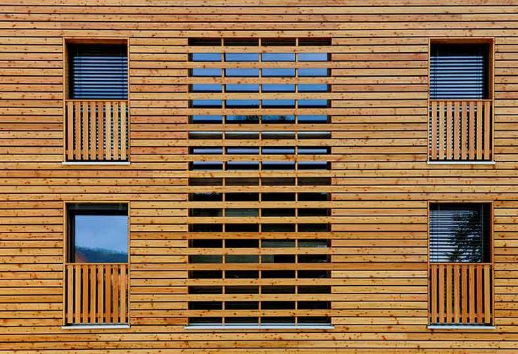 """Résultat de recherche d'images pour """"facade en bois"""""""