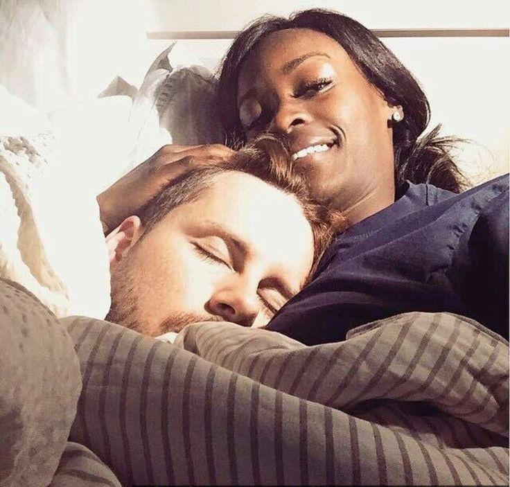 Beautiful interracial couple #love #wmbw #bwwm …