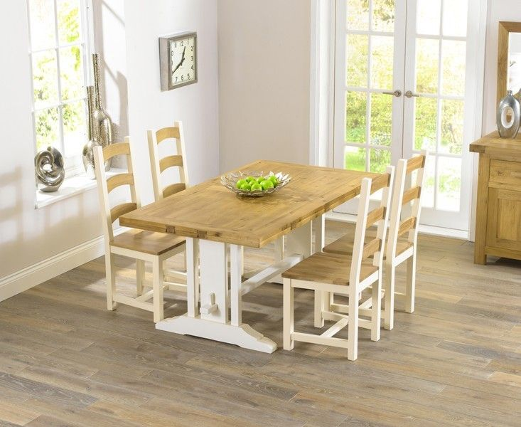10 Best Oak & Cream Dining Sets Images On Pinterest  Dining Sets Delectable Cream Dining Room Furniture Decorating Inspiration